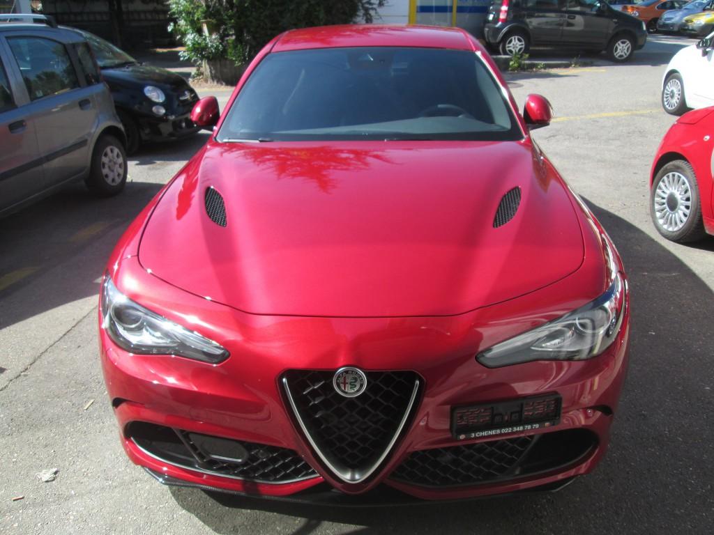 Alfa Romeo Giulia 2.9 1