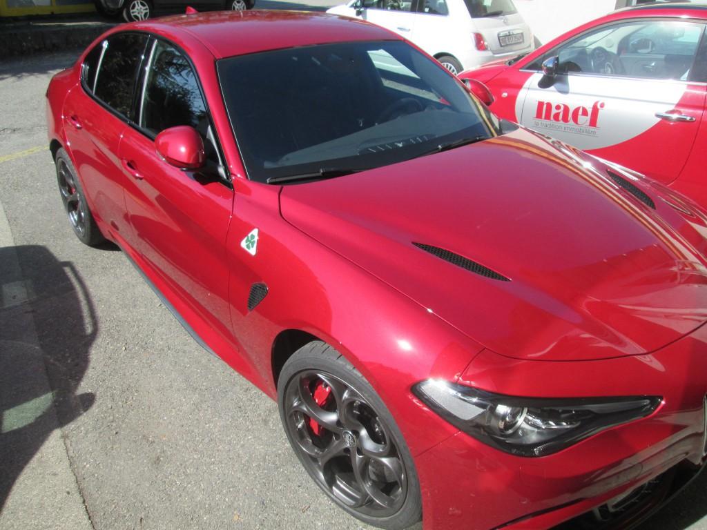 Alfa Romeo Giulia 2.9 2