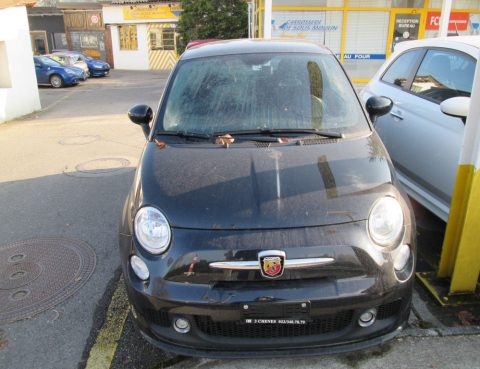 FIAT 500 1.4 16V Turbo Abarth 1